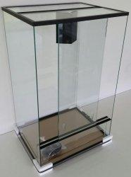 Terrarium 40*40*60 cm.